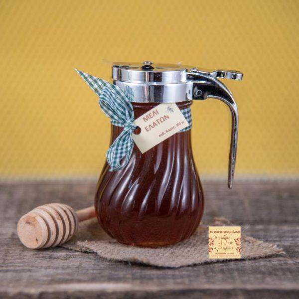 Μέλι Ελάτων μελιέρα 300 γρ.