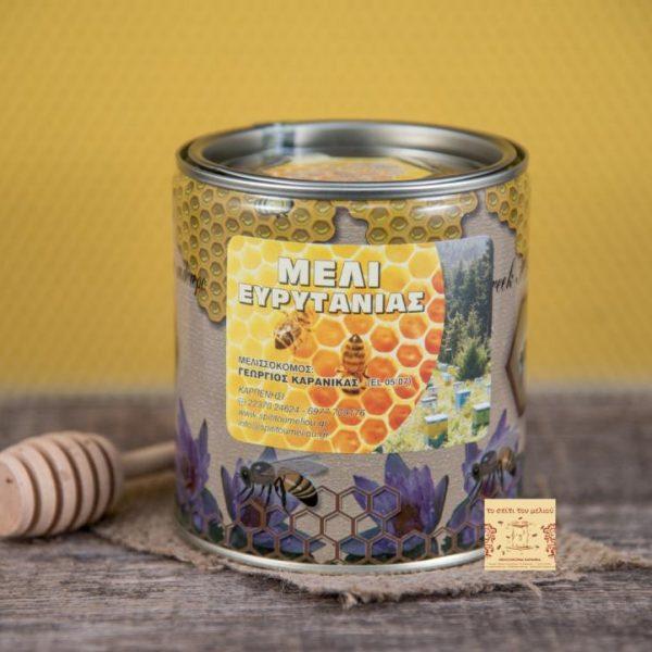 Μέλι Ελάτων 1 kgr. μεταλλικό (1)