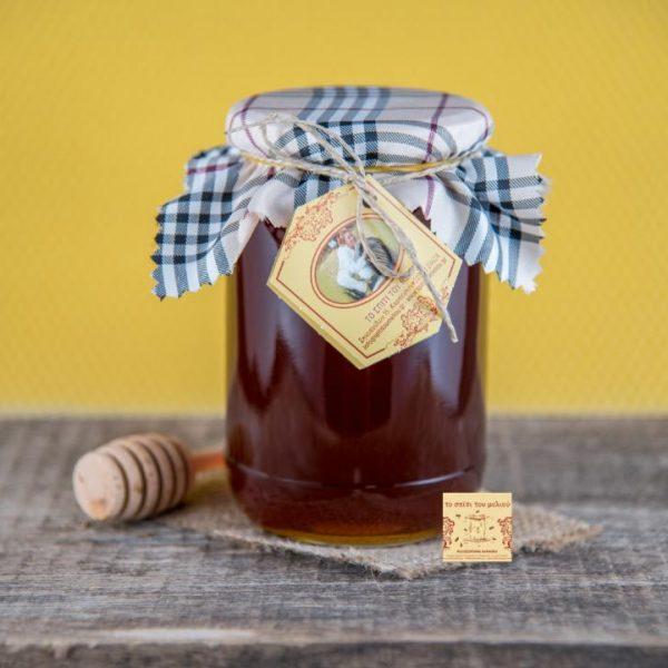 Μέλι Ελάτων 1 kgr. πανάκι (2)