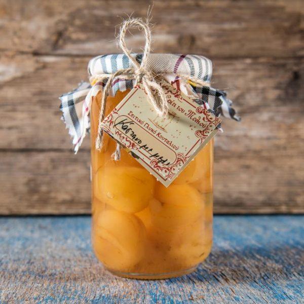 Γλυκό Κουταλιού κάστανο (450 γρ.)