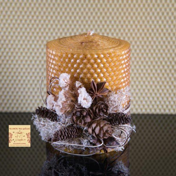 Αγνό Κερί Μέλισσας ΦΕ4ΚΗ