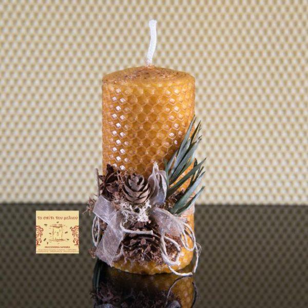 Αγνό Κερί Μέλισσας EK3ΚΑ1