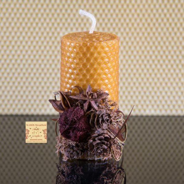 Αγνό Κερί Μέλισσας EK3ΚΑ2