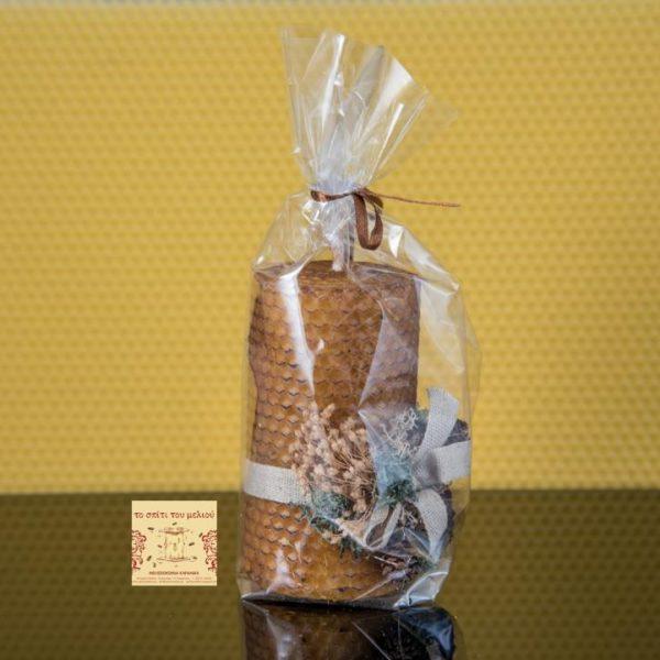 ΚΔ-ΕΦ3ΚΑ3 Διασκοσμητικό Κερί Μέλισσας