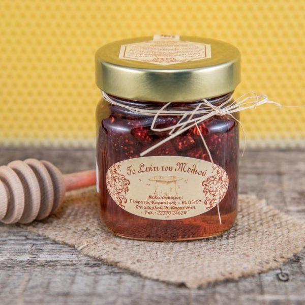 Μέλι Θυμαρίσιο με Σμέουρα (1α)
