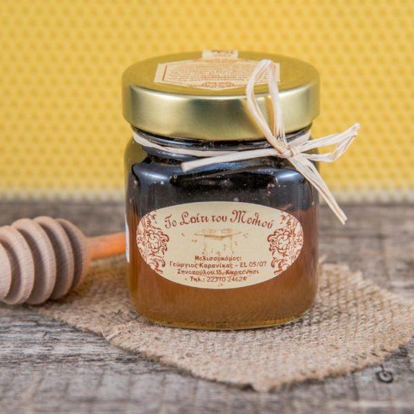 Μέλι Θυμαρίσιο με μύρτιλλα (1α)