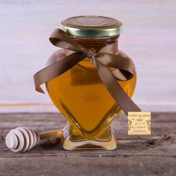 Μέλι Θυμαρίσιο 460 γρ. Καρδιά