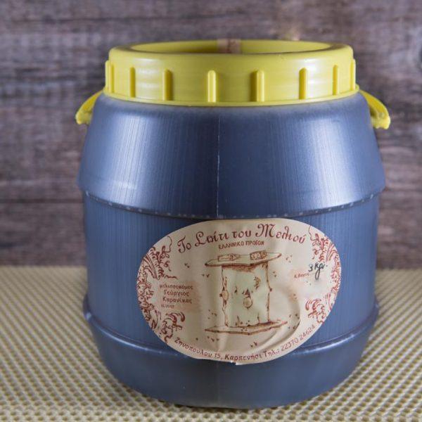 3 kgr. Μέλι Κωνοφόρων