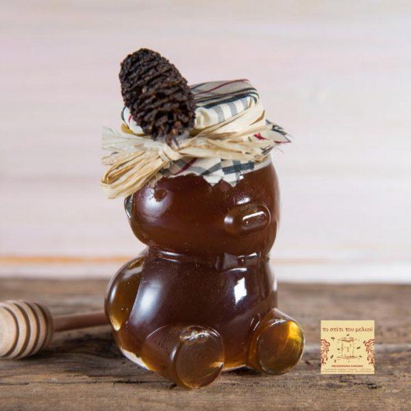 Aρκουδάκι μέλι κωνοφόρων